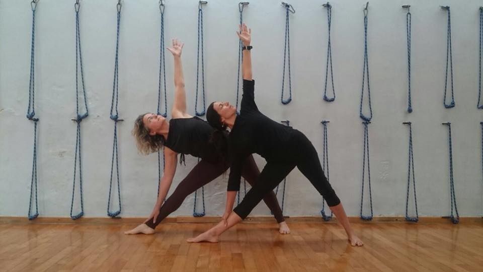 Iyengar yoga retreat in 20-22nd of April